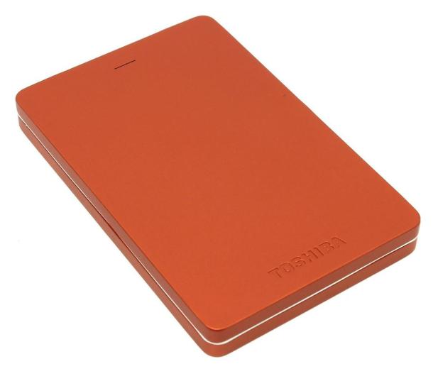 Toshiba Canvio Alu 2TB USB 3.0 - 512019 - zdjęcie 3