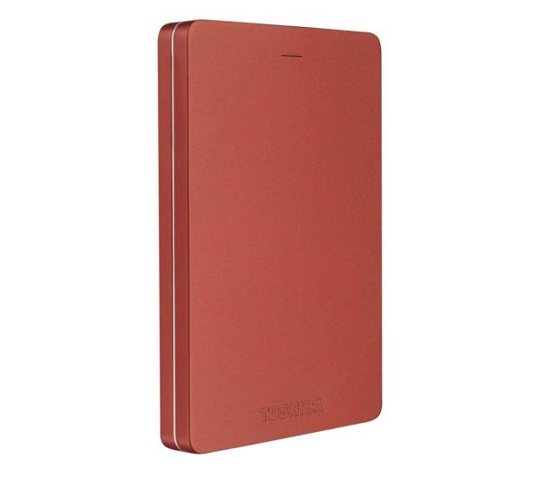 Toshiba Canvio Alu 2TB USB 3.0 - 512019 - zdjęcie 2