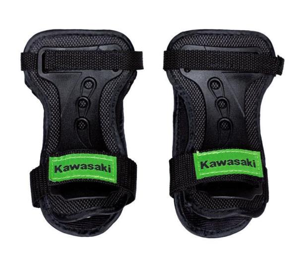 Kawasaki KX-PRO 6.5D  ochraniacze i kask + Plecak Targus - 512280 - zdjęcie 3