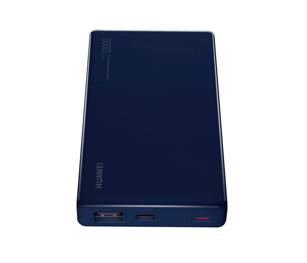 Huawei Power Bank CP125 12000mAh SuperCharge 40W Blue - 508357 - zdjęcie 4