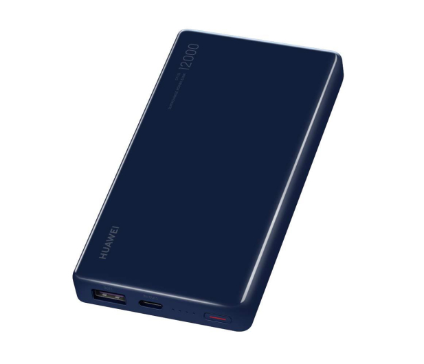 Huawei Power Bank CP125 12000mAh SuperCharge 40W Blue - 508357 - zdjęcie 5
