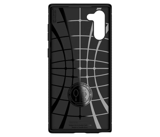 Spigen Rugged Armor do Samsung Galaxy Note 10 Black  - 511550 - zdjęcie 5
