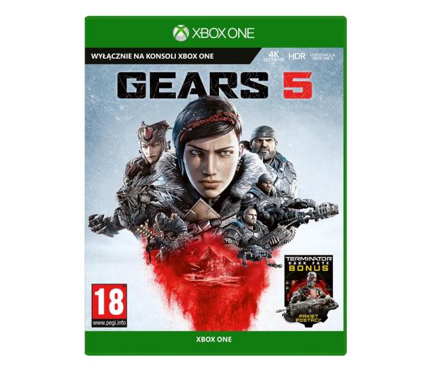 Xbox Gears of War 5 Standard Edition - 512314 - zdjęcie