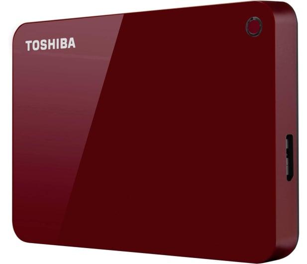 Toshiba Canvio Advance 2TB USB 3.0 - 512254 - zdjęcie 2