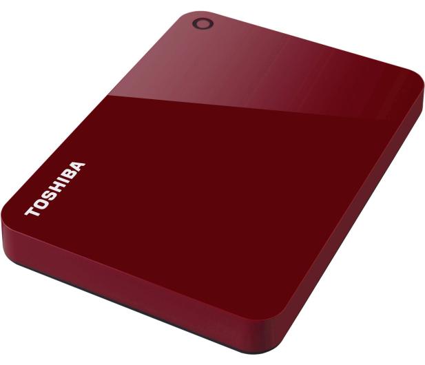 Toshiba Canvio Advance 2TB USB 3.0 - 512254 - zdjęcie 3