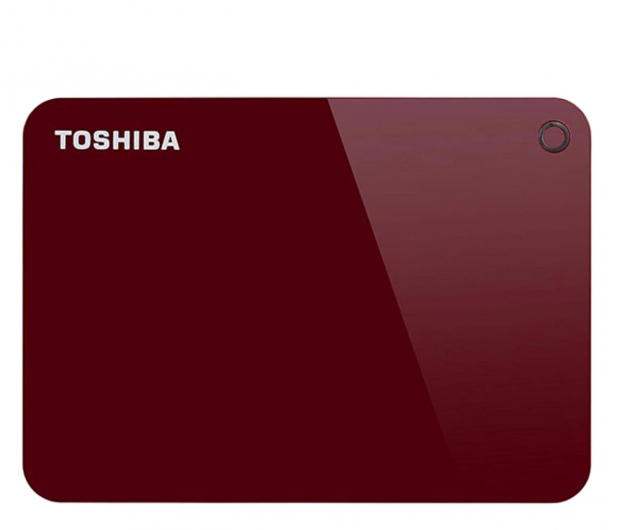 Toshiba Canvio Advance 2TB USB 3.0 - 512254 - zdjęcie