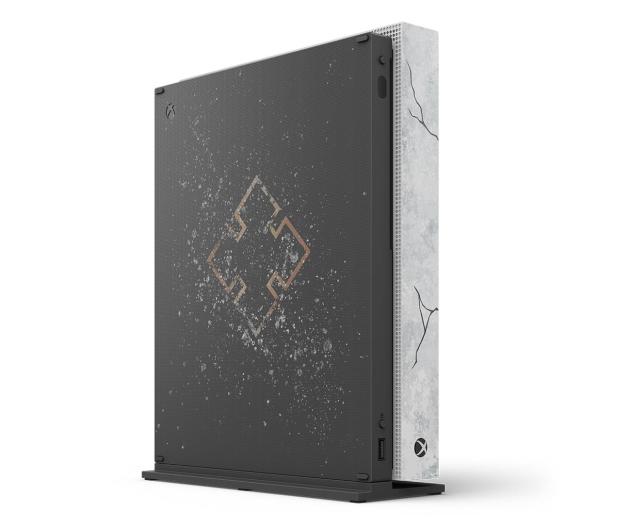 Microsoft Xbox One X 1TB Limited Ed. + GoW 5 - 512344 - zdjęcie 4