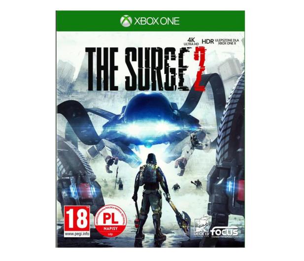 Xbox Surge 2 - 512369 - zdjęcie