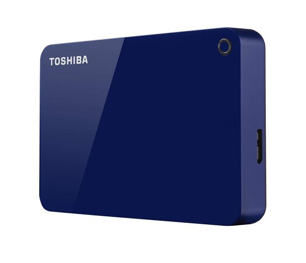 Toshiba Canvio Advance 4TB USB 3.0 - 512265 - zdjęcie 3