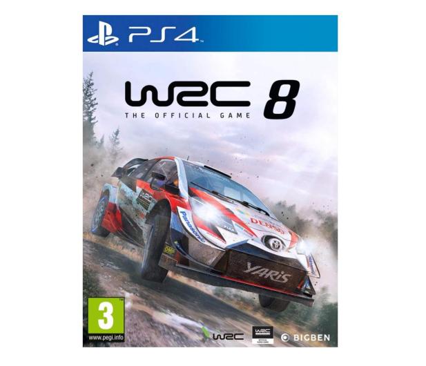 CDP WRC 8 COLLECTORS EDITION - 512363 - zdjęcie