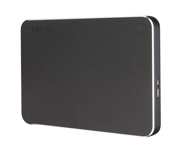 Toshiba Canvio Premium 1TB USB 3.0 - 512268 - zdjęcie 2