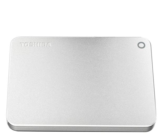 Toshiba Canvio Premium 4TB USB 3.0 - 512278 - zdjęcie