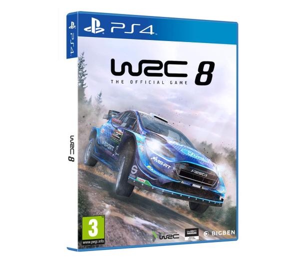 Kylotonn Entertainment WRC 8 - 512360 - zdjęcie