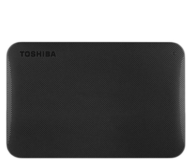 Toshiba Canvio Ready 2TB USB 3.0 czarny - 512490 - zdjęcie