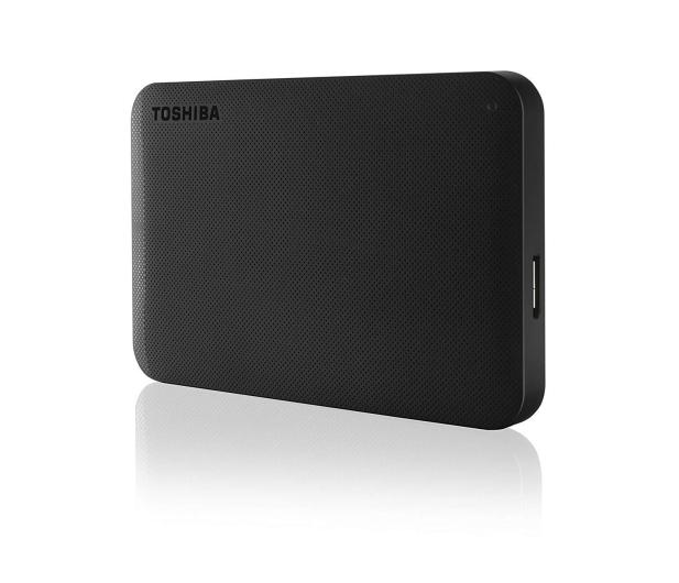 Toshiba Canvio Ready 500GB USB 3.0 czarny - 512464 - zdjęcie 3