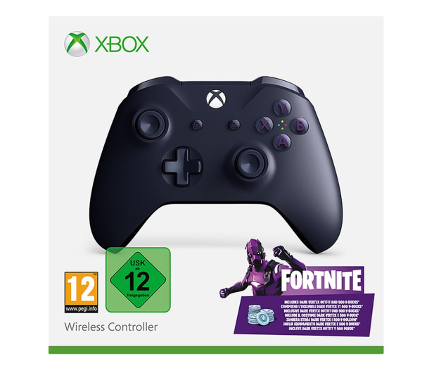 Microsoft Xbox One S Wireless Controller - Fortnite Ed. - 512309 - zdjęcie 1
