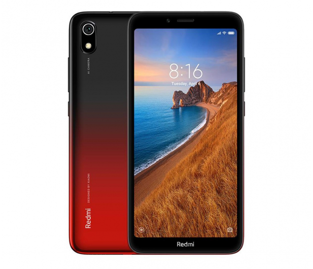 Xiaomi Redmi 7A 2019/2020 32GB Dual SIM LTE  Gem Red - 512899 - zdjęcie
