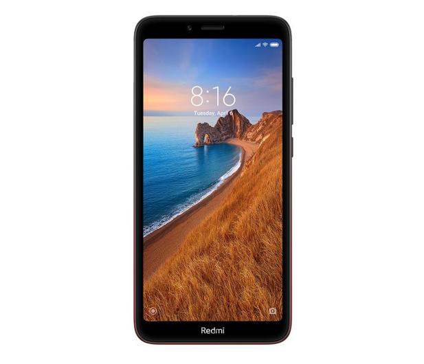 Xiaomi Redmi 7A 2019/2020 32GB Dual SIM LTE  Gem Red - 512899 - zdjęcie 2