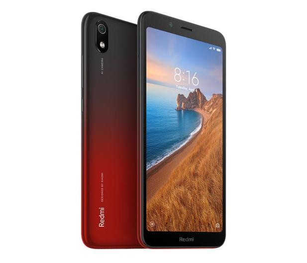 Xiaomi Redmi 7A 2019/2020 32GB Dual SIM LTE  Gem Red - 512899 - zdjęcie 4