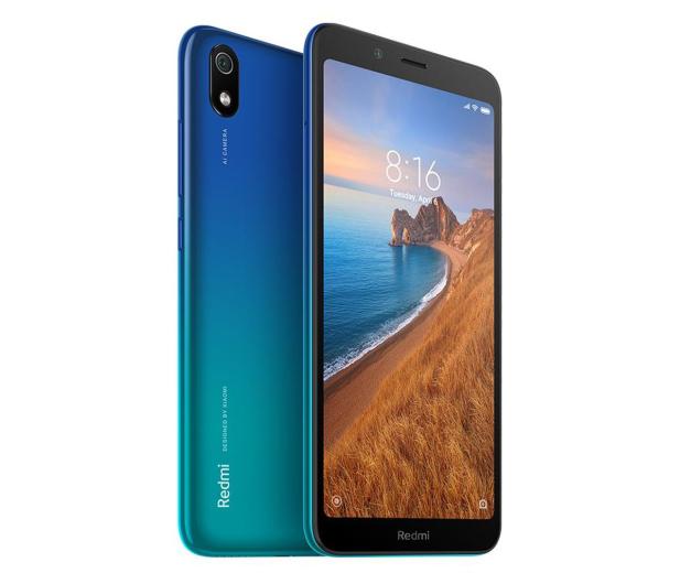 Xiaomi Redmi 7A 32GB Dual SIM LTE  Gem Blue - 512898 - zdjęcie 4
