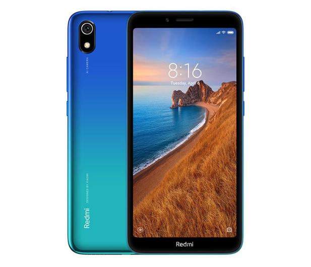 Xiaomi Redmi 7A 32GB Dual SIM LTE  Gem Blue - 512898 - zdjęcie