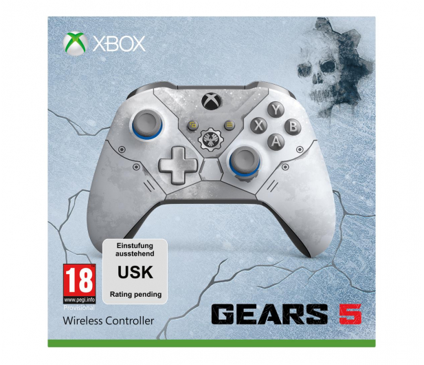 Microsoft Xbox One S Wireless Controller - GoW 5 Ed. - 512523 - zdjęcie 7