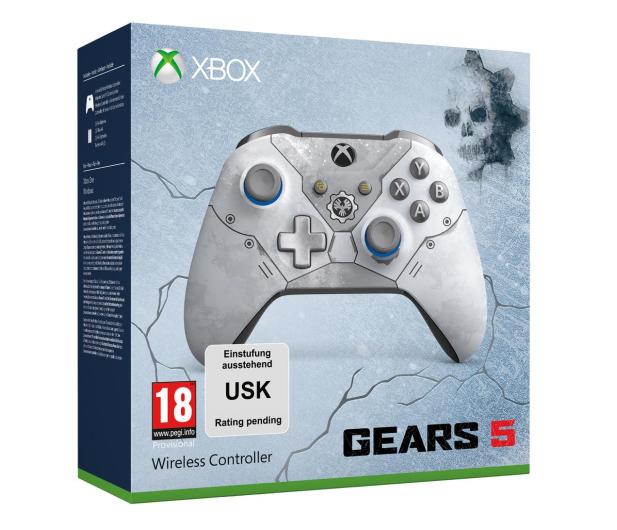 Microsoft Xbox One S Wireless Controller - GoW 5 Ed. - 512523 - zdjęcie 6