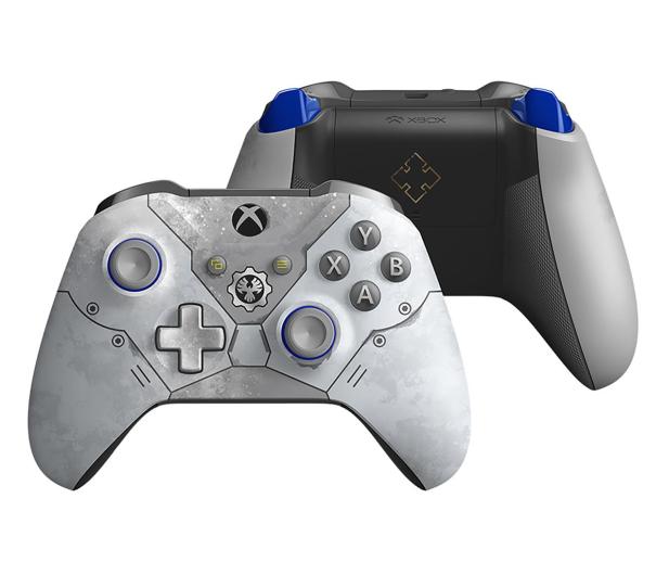 Microsoft Xbox One S Wireless Controller - GoW 5 Ed. - 512523 - zdjęcie 5