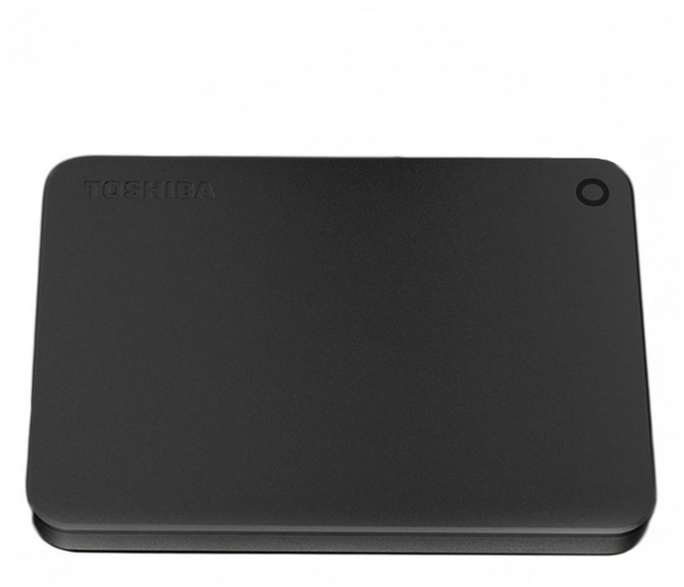 Toshiba Canvio Premium 1TB USB 3.0 Czarno-Srebrny - 512268 - zdjęcie