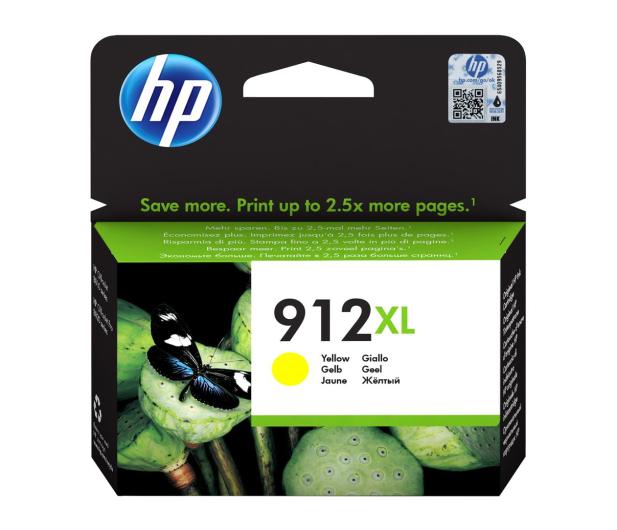 HP 912 XL Yellow 825str - 512264 - zdjęcie