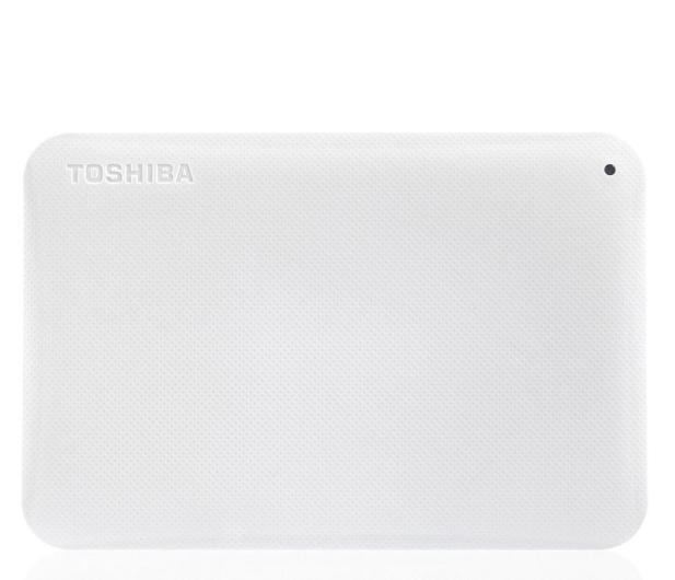 Toshiba Canvio Ready 2TB USB 3.0 biały - 512494 - zdjęcie