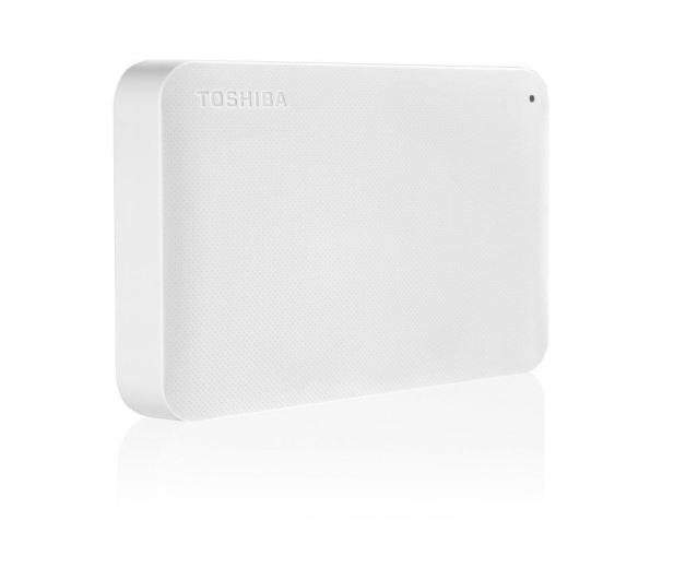 Toshiba Canvio Ready 2TB USB 3.0 biały - 512494 - zdjęcie 5