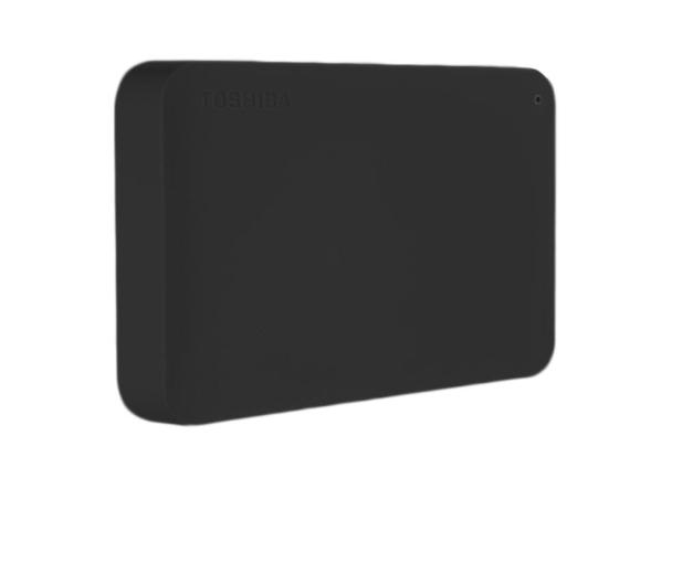 Toshiba Canvio Ready 2TB USB 3.0 czarny - 512490 - zdjęcie 2