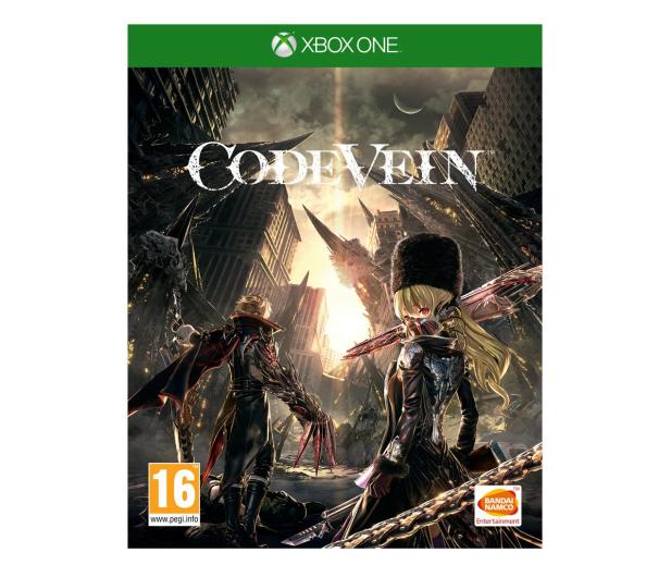 Xbox Code Vein d1 edition - 505131 - zdjęcie