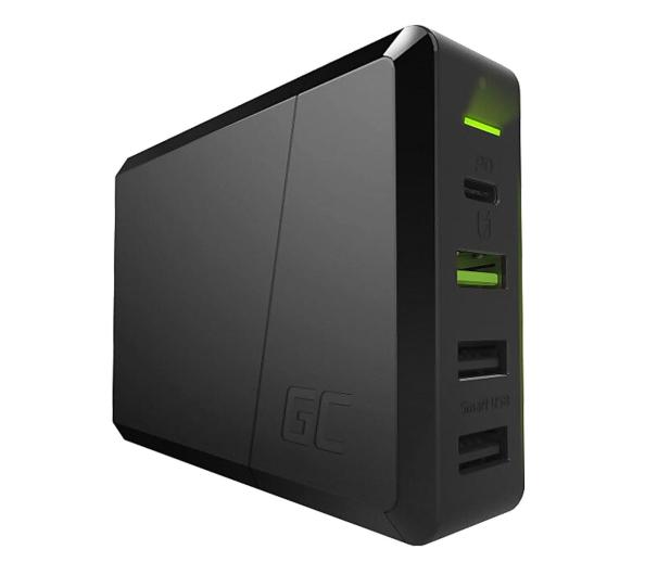 Green Cell Zasilacz Power Source USB-C (PD, 75W) - 513087 - zdjęcie