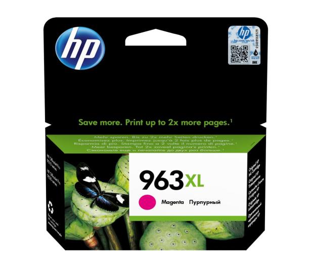 HP 963 XL 3JA28AE Magenta 1600str - 512271 - zdjęcie
