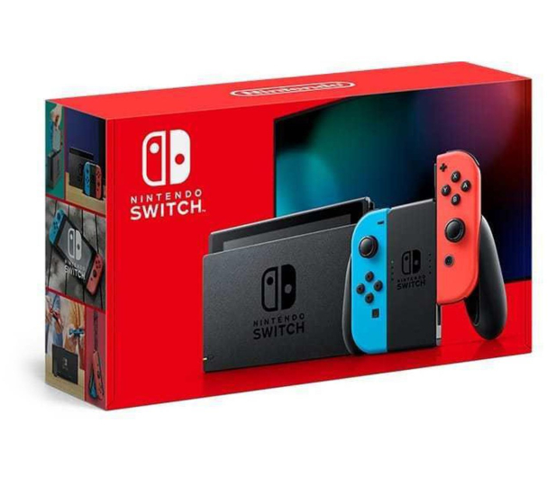 Nintendo Switch Joy-Con Red/Blue *NEW* - 513002 - zdjęcie 1