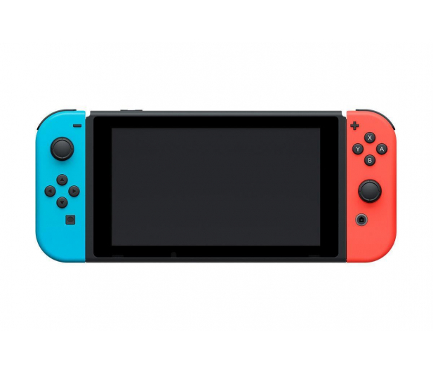 Nintendo Switch Joy-Con Red/Blue *NEW* - 513002 - zdjęcie 4