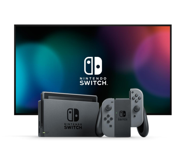 Nintendo Switch Joy-Con Gray *NEW* - 513001 - zdjęcie 6