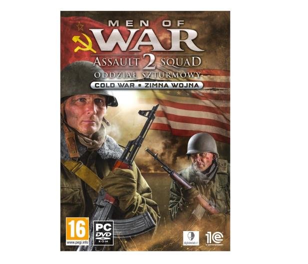 PC Men of War: Assault Squad 2 - Cold War Zimna Wojna - 512491 - zdjęcie