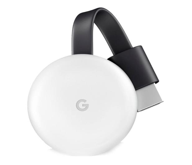 Google Chromecast 3.0 biały - 512909 - zdjęcie