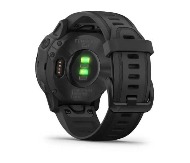 Garmin Fenix 6S PRO czarny Gorilla Glass - 513418 - zdjęcie 4
