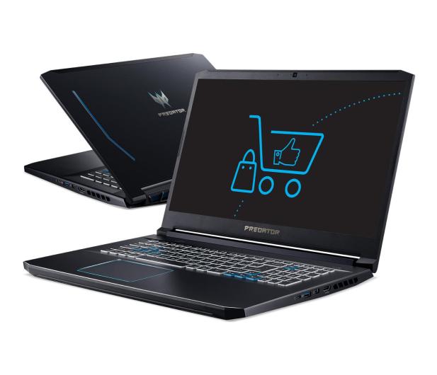 Acer Helios 300 i7-9750/16GB/512 RTX2060 144Hz - 508303 - zdjęcie