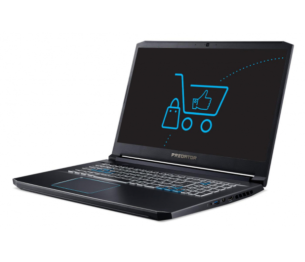 Acer Helios 300 i7-9750/16GB/512 RTX2060 144Hz - 508303 - zdjęcie 4