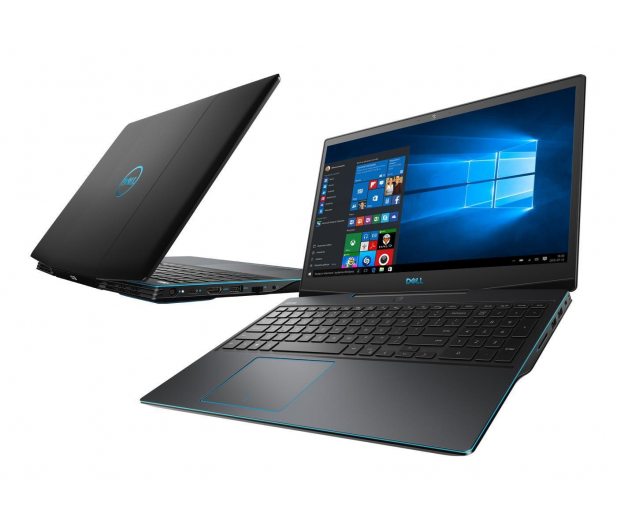 Dell Inspiron G3 i5-9300H/8GB/512+1TB/Win10 GTX1650  - 514114 - zdjęcie