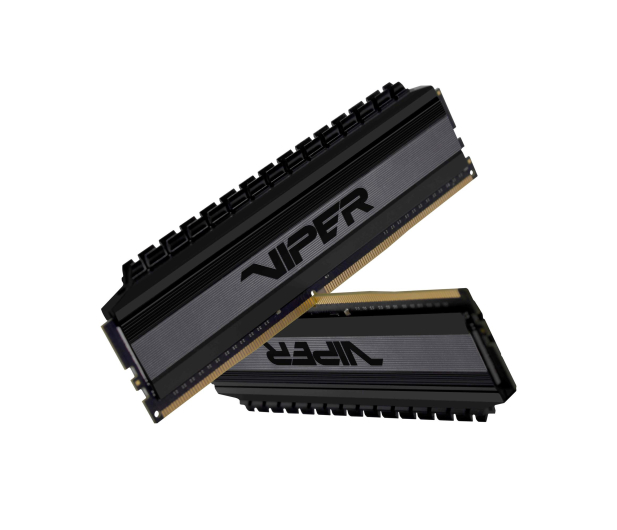 Patriot 16GB (2x8GB) 3000MHz CL16 Viper 4 Blackout - 513026 - zdjęcie 4