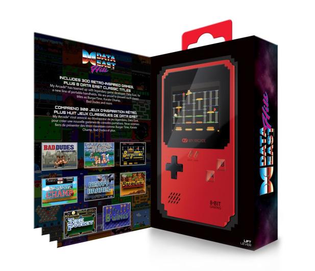 My Arcade PIXEL CLASSIC RED - 509049 - zdjęcie 5