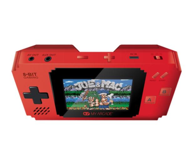 My Arcade PIXEL Player RED  - 509053 - zdjęcie 2