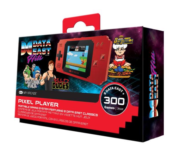 My Arcade PIXEL Player RED  - 509053 - zdjęcie 3
