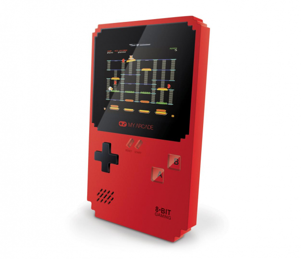 My Arcade PIXEL CLASSIC RED - 509049 - zdjęcie